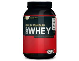 Протеин Optimum nutrition, 100% Whey protein Gold standard, 0,9 кг (2 lb)