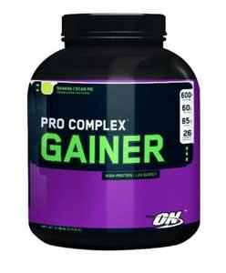 Гейнер Optimum nutrition Pro Gainer 2,22 кг