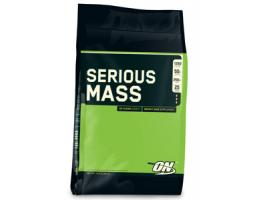 Гейнер Optimum nutrition, Serious Mass 5,5 кг (12 lb)